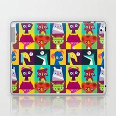 Thumbnail Monsters Laptop & iPad Skin
