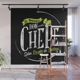 Don Chepe Wall Mural