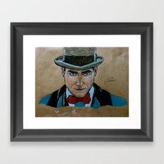 Arnold Rothstein (Boardwalk Empire) Framed Art Print