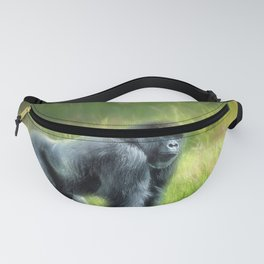 Lowland Gorilla - Pittsburgh Zoo Fanny Pack