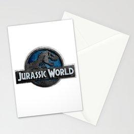 Jurassic World Stationery Cards