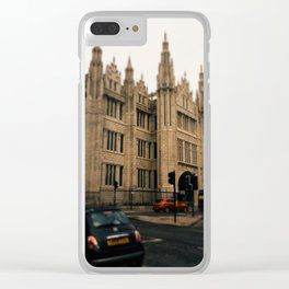 Aberdeen, Marischal College Clear iPhone Case