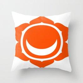 SVADHiSTANA Throw Pillow