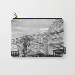 Phnom Penh Wired, Cambodia Carry-All Pouch