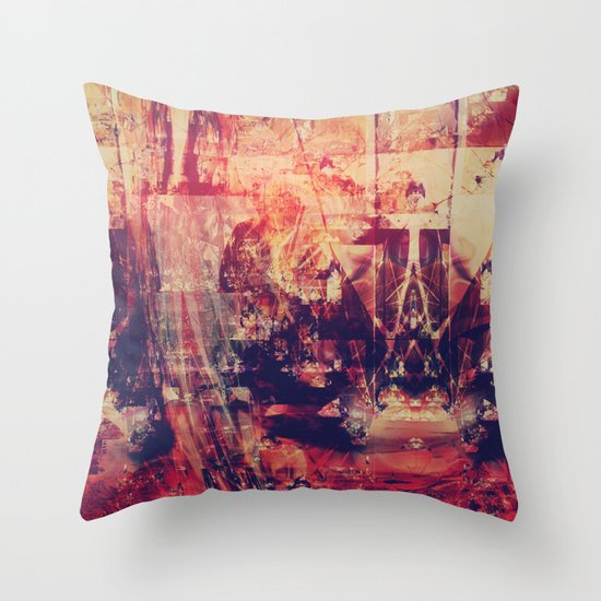 Trafalgar Throw Pillow