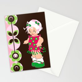 little miss coco Stationery Cards