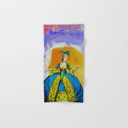 Marie Antoinette by Michael Moffa Hand & Bath Towel