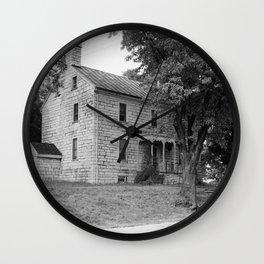 Old Stone Shop, Pleasant Hill (Shakertown) Wall Clock