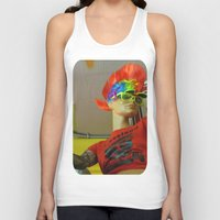 cleveland Tank Tops featuring Cleveland Rocks by Nevermind the Camera