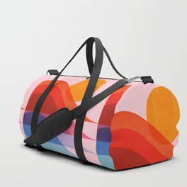 Abstraction_Surfing_New_WAVE_001 Duffle Bag