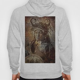 Assiniboine Chief Hoody