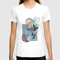 godfather T-shirts featuring Fairy Godfather by breakfastjones
