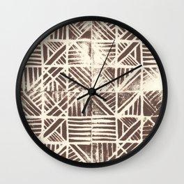 Maps of Kuduku Wall Clock