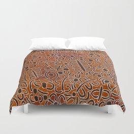 Indigen Art Duvet Cover