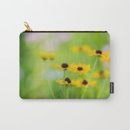 Black Eyed Susans in Summer Carry-All Pouch