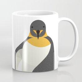 Whimsy Emperor Penguin Coffee Mug