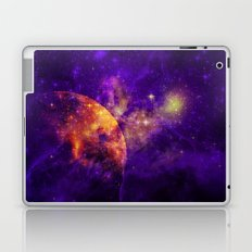 Planet, Nebula and Stars Laptop & iPad Skin
