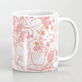 Strawberry World Coffee Mug