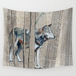 Timberland Wall Tapestry