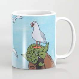 Seagulls! Stop It Now! Coffee Mug