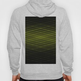Designer Print - Acid Green Hoody