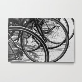 Round and about Metal Print
