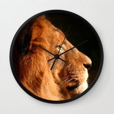 Pretty Kitty Wall Clock