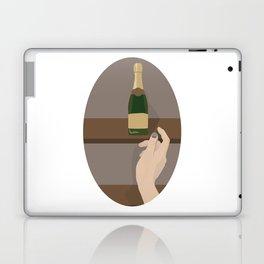 Champagne Mommy Laptop & iPad Skin