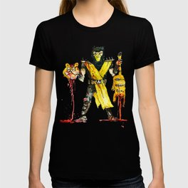 Scorpion Vs. Garfield T-shirt