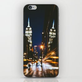 Empire State Building Reflection iPhone Skin