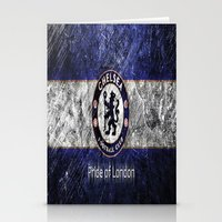 chelsea Stationery Cards featuring CHELSEA by Acus