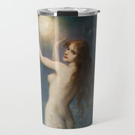 "Karl Schweninger ""The Morning Star"" Travel Mug"