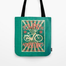 TOWPATH ADVENTURES Tote Bag