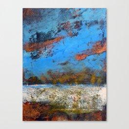 Distant memory Canvas Print