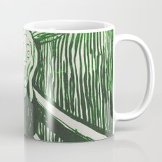 The Scream's Haze (green) Mug