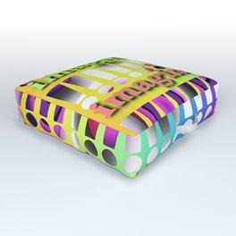 Imagine Outdoor Floor Cushion