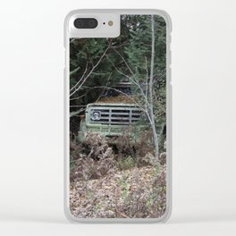 rotting in beauty Clear iPhone Case