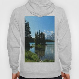 Island In the Lake Hoody