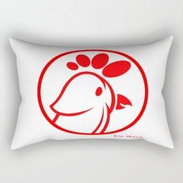 C@#K!-Fil-A Rectangular Pillow