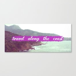 Travel Canvas Print