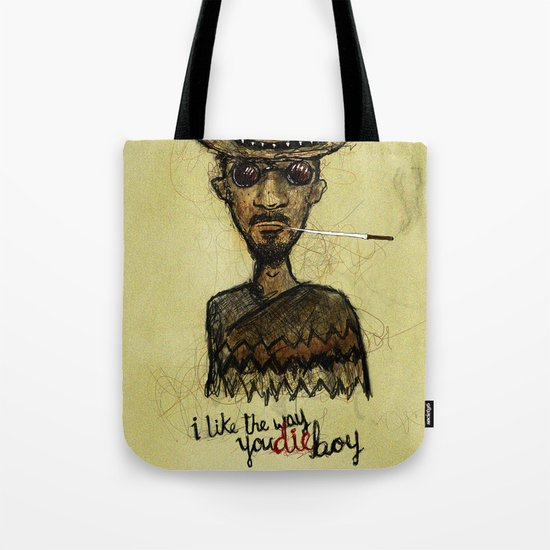 """The """"D"""" is Silent Tote Bag"""