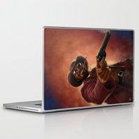 django Laptop & iPad Skins featuring Django by Andrea Mangiri
