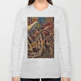 The Old Tack Room Long Sleeve T-shirt