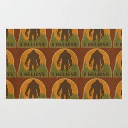 Bigfoot - I believe Rug