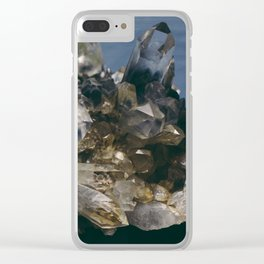 Multifaceted Clear iPhone Case