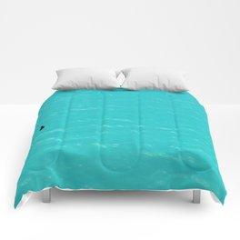 Duck on Water Comforters