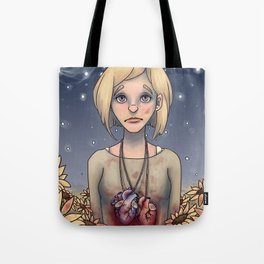 Of Two Hearts Tote Bag