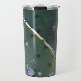 Spring Cactus Travel Mug