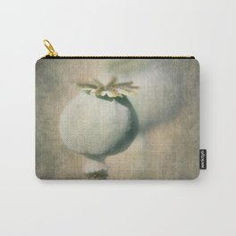 Perfect Poppy Pod Carry-All Pouch