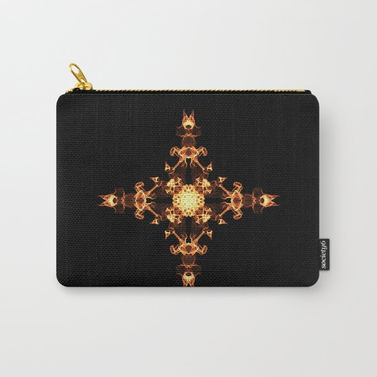 Fire Cross Carry-All Pouch